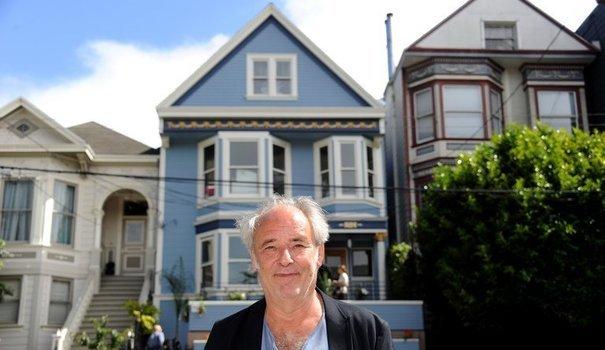 La maison bleue for Adresse de la maison bleue san francisco