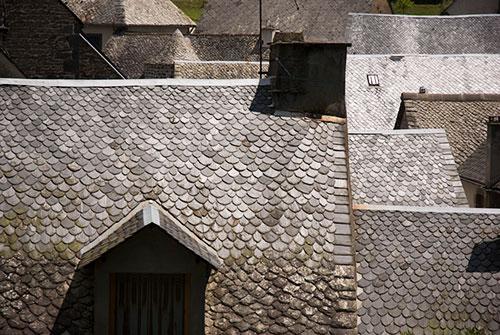 Travel images of Auvergne