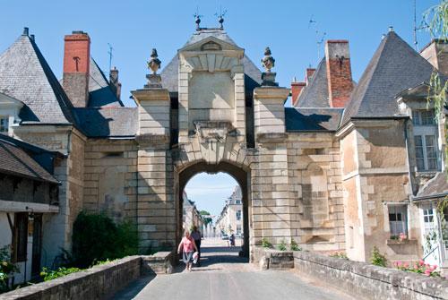 Travel images : Richelieu Indre et Loire