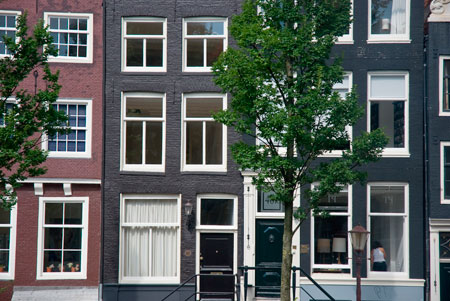 Travel images in Amsterdam