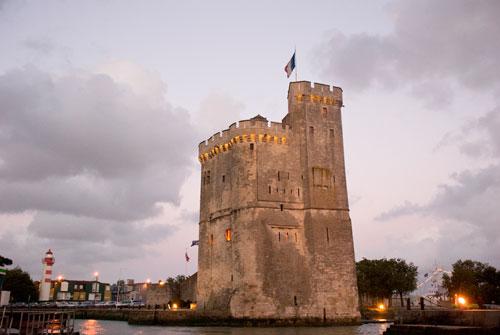 Tour de la chaîne in La Rochelle