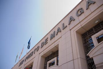 Aéroport de Malaga - Consigne